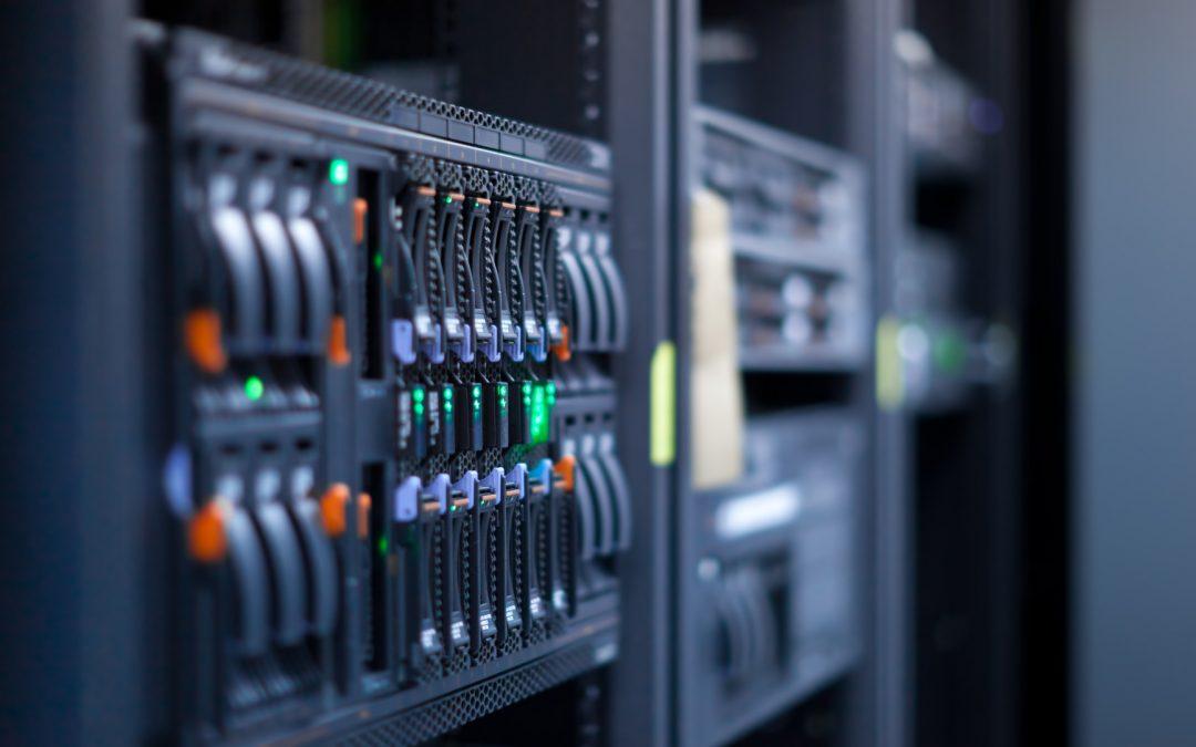 Servers with SSD storage